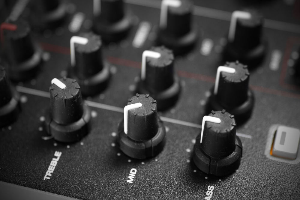 There is actually a vaguely scientific reason DJs can't get their hands off the bass knob.