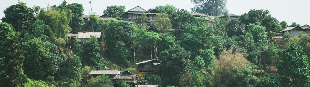 Lawa Village - Learn more about my work with Hill Tribes of Thailand and the silver pieces we are crafting together.
