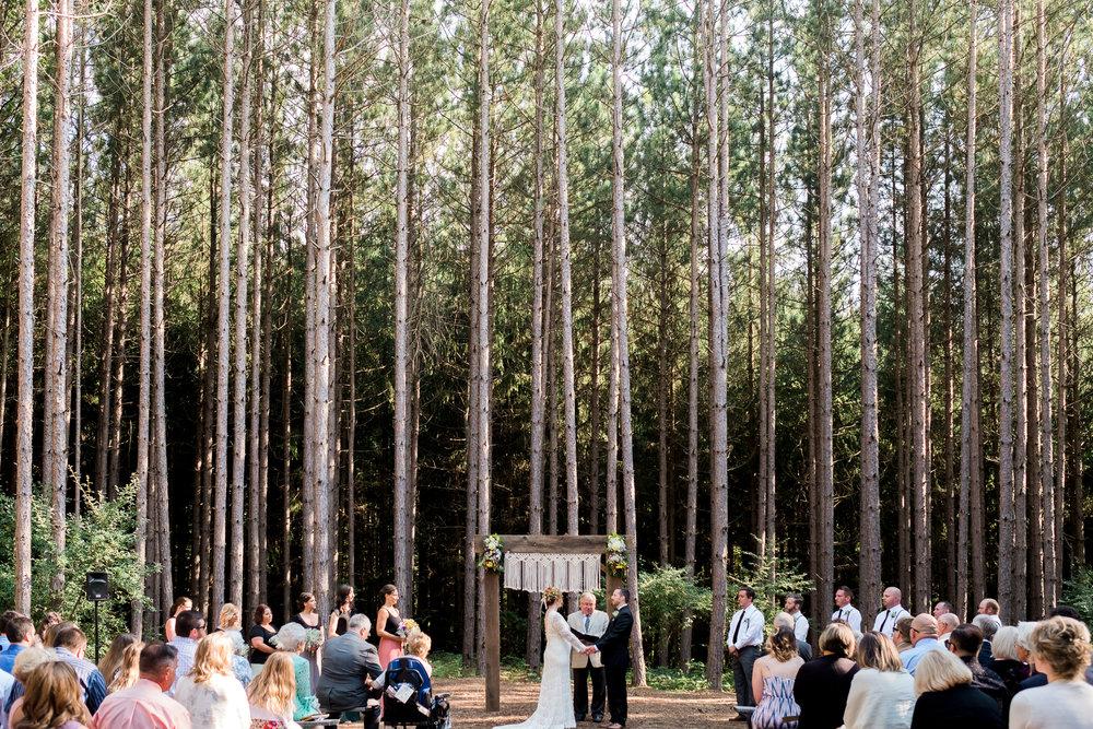 Horizon Farms Wedding