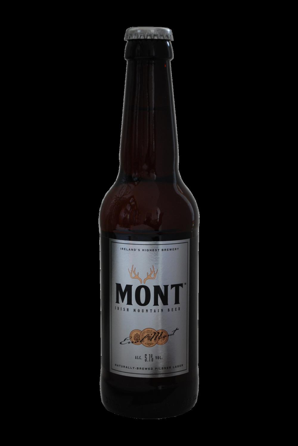 MONT Irish Mountain Beer 330ml bottle.png