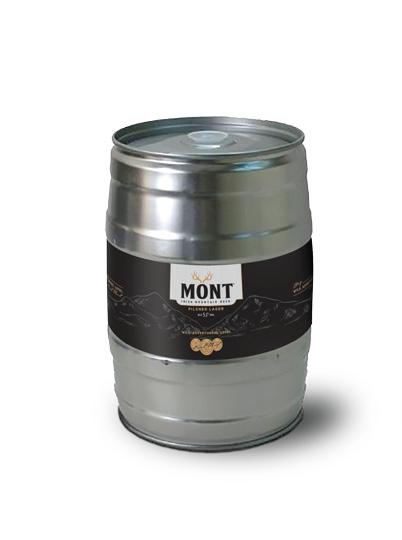 MONT mini keg std label.png