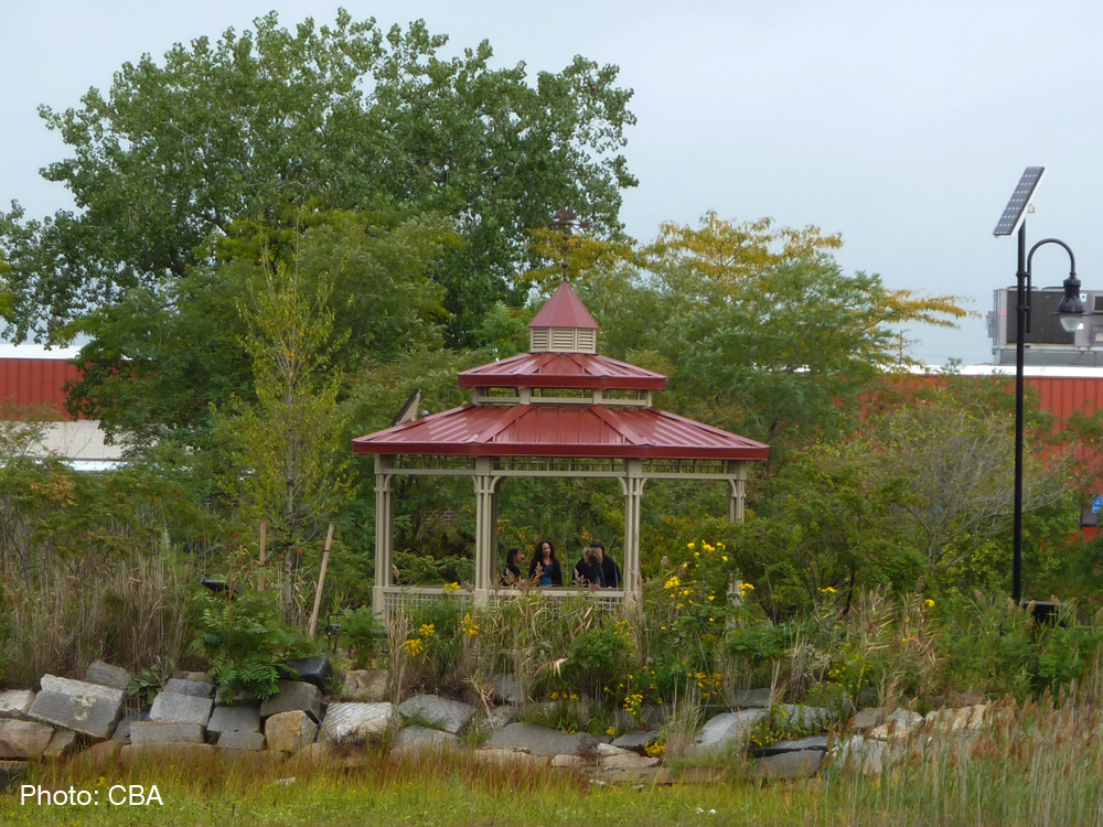 Island End Park, Chelsea, MA