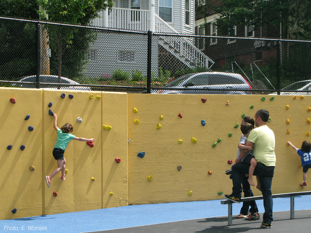 Morse-Kelley Playground - Somerville, MA