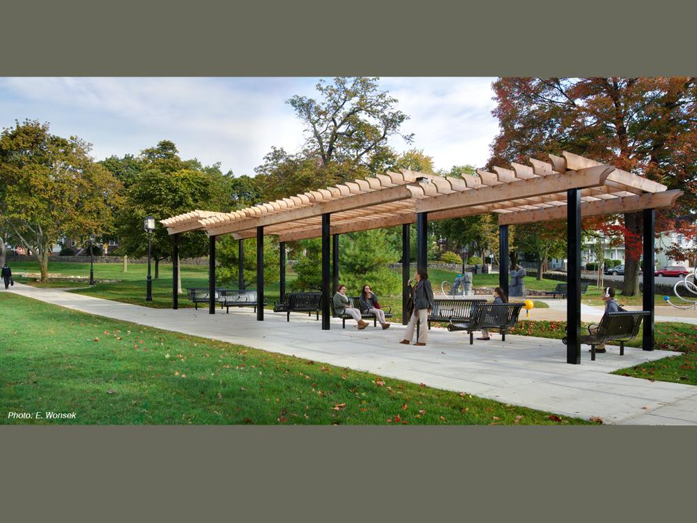 Washington park cba landscape architects llc for Cba landscape architects