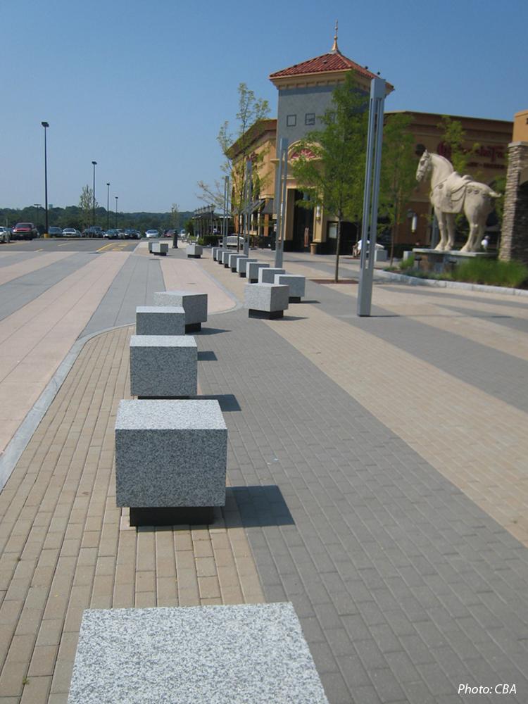 Northshore mall cba landscape architects llc for Cba landscape architects