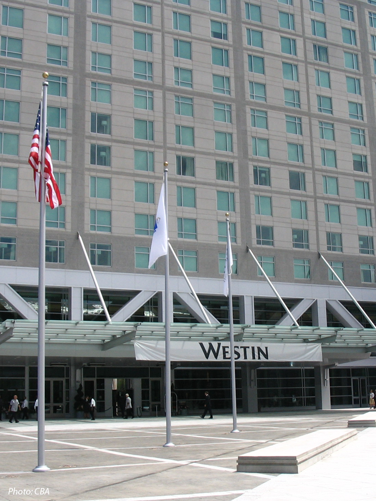 Boston Convention Center Hotel - Boston, MA