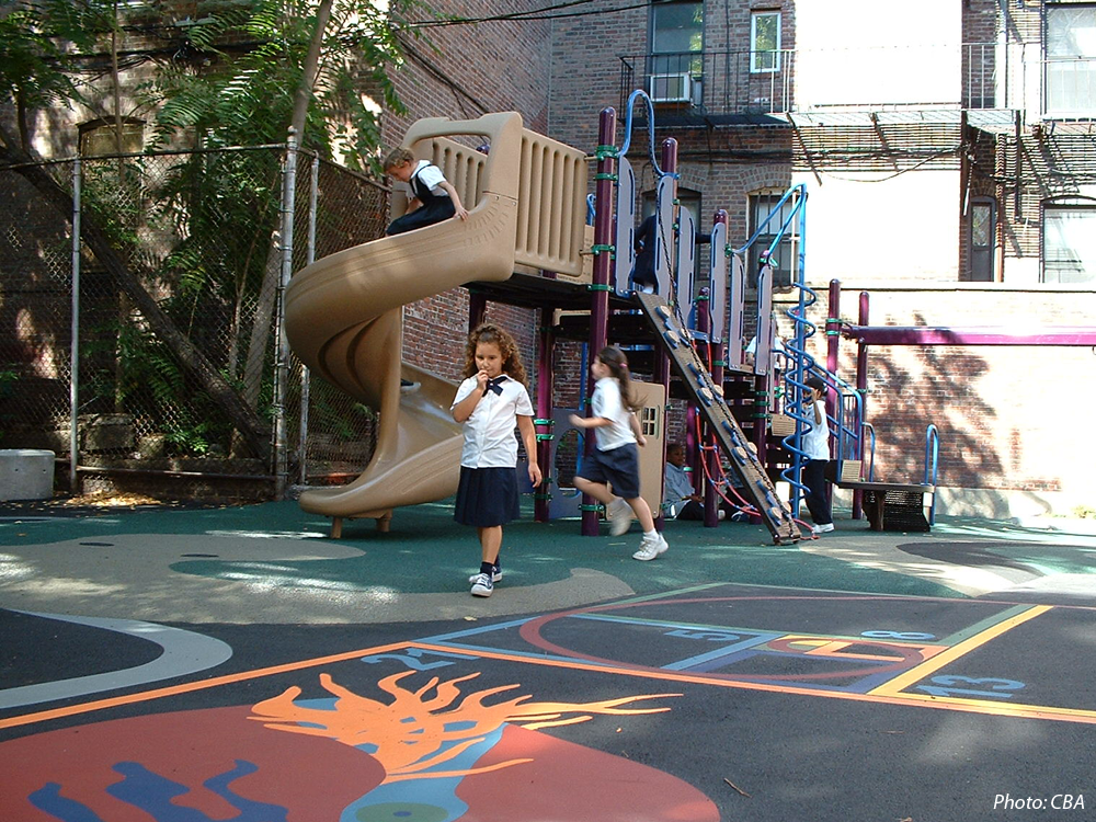 Boston Schoolyard Initiative- Boston, MA