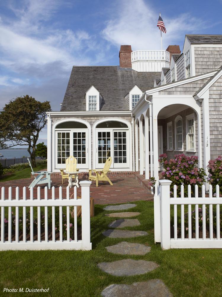 Cape cod residences cba landscape architects llc for Cba landscape architects