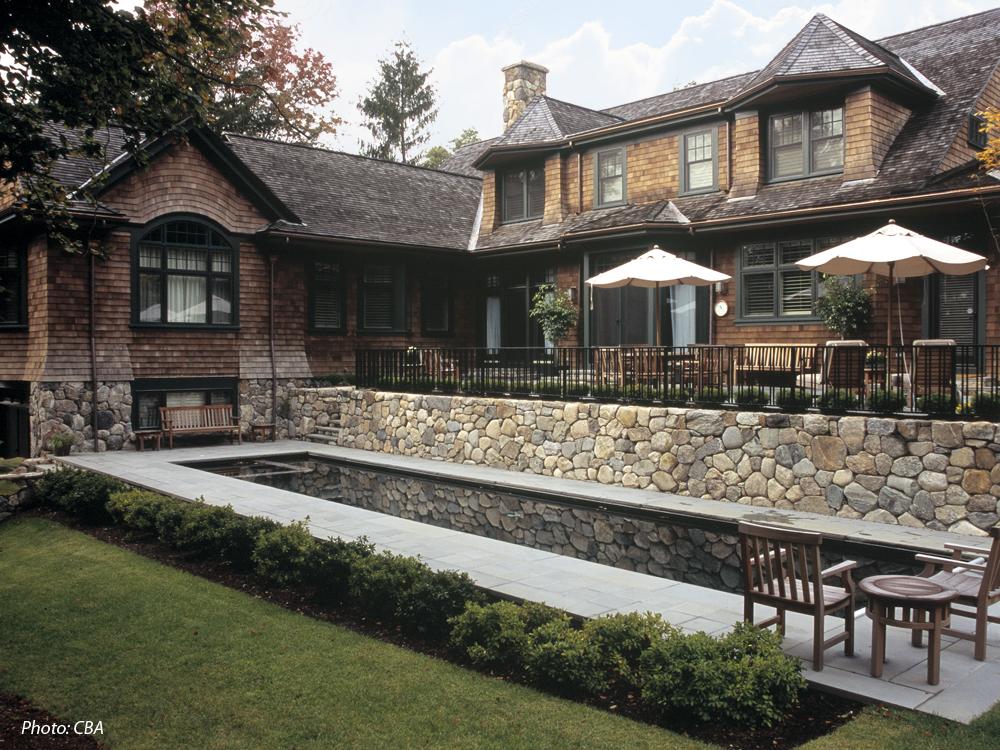 Brookline residence cba landscape architects llc for Cba landscape architects