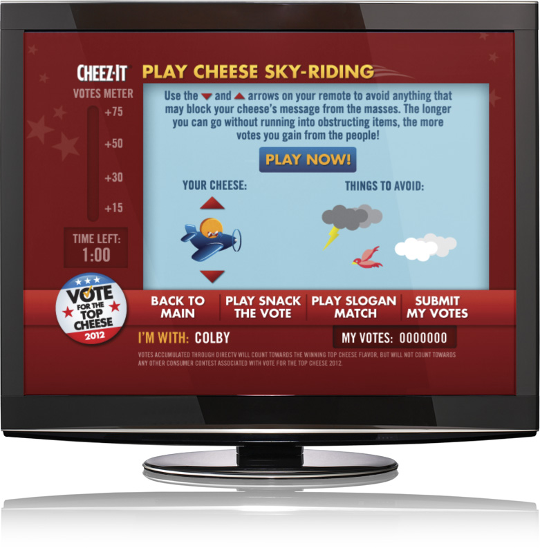 Cheese Sky-Riding