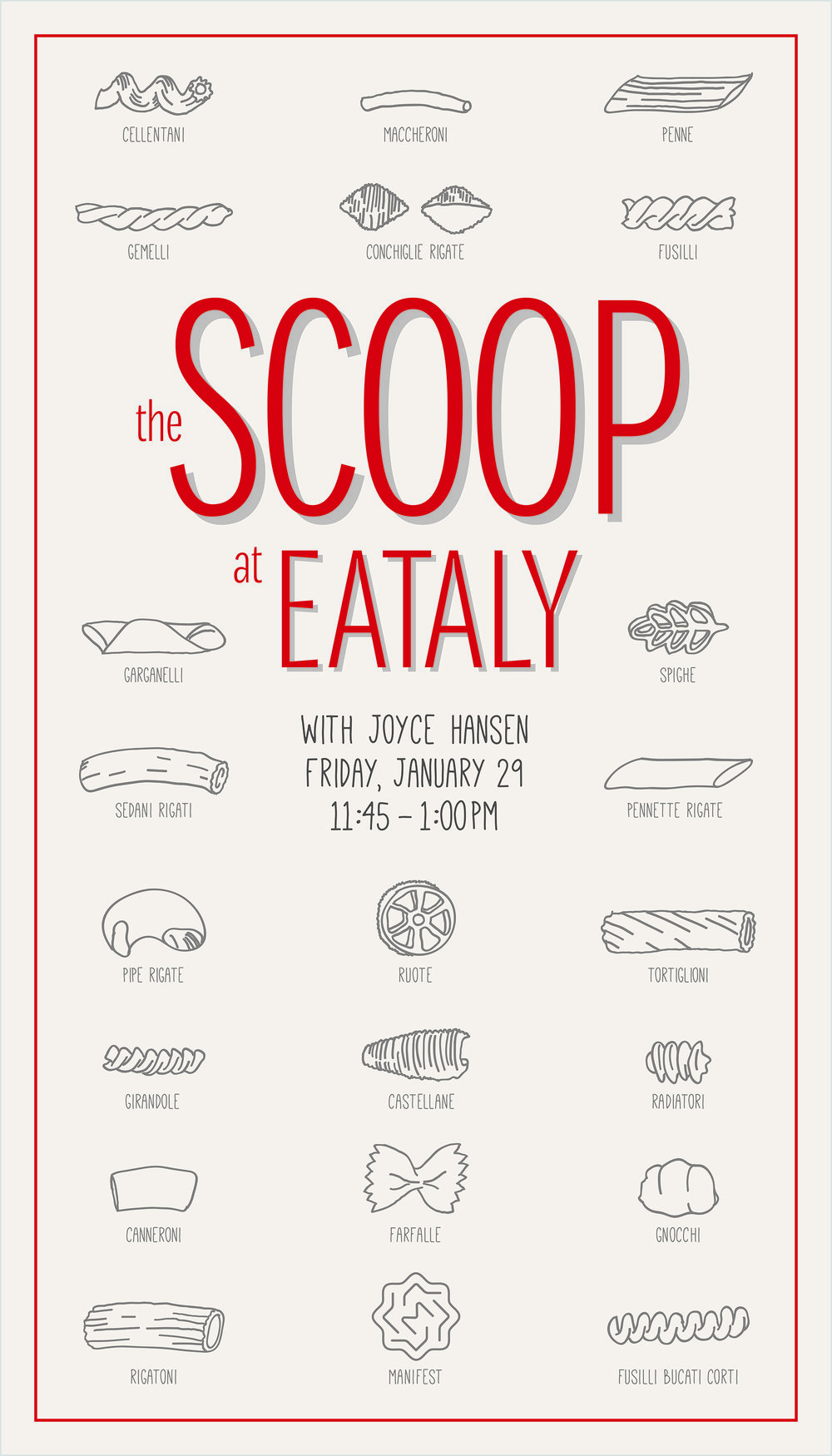 Eataly        Poster