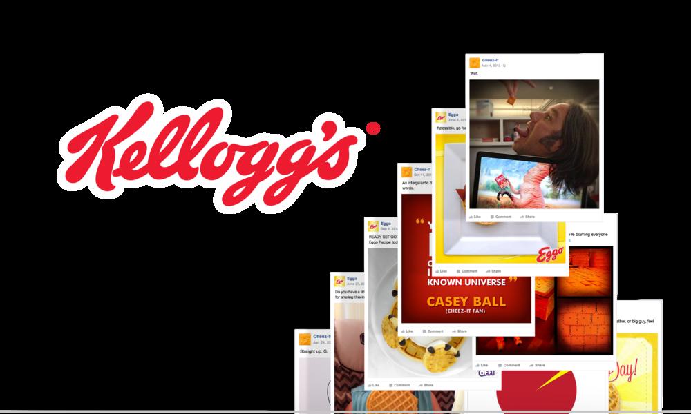Kellogg's Social Media
