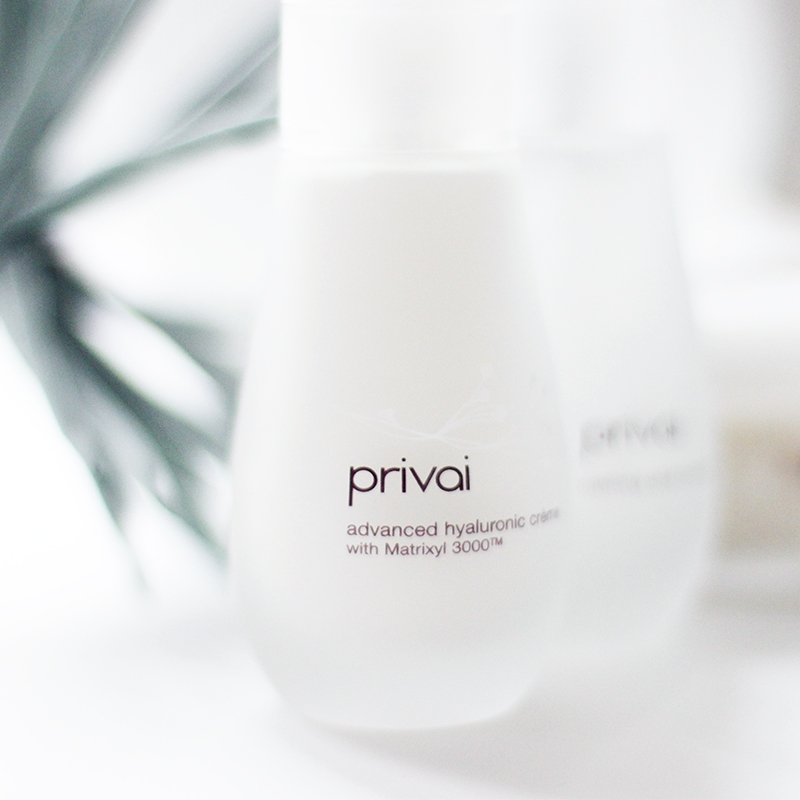 Privai  Creative Direction + Design  Concepted creative strategy for botanically-based skincare line.