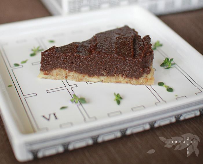 キャロブケーキ