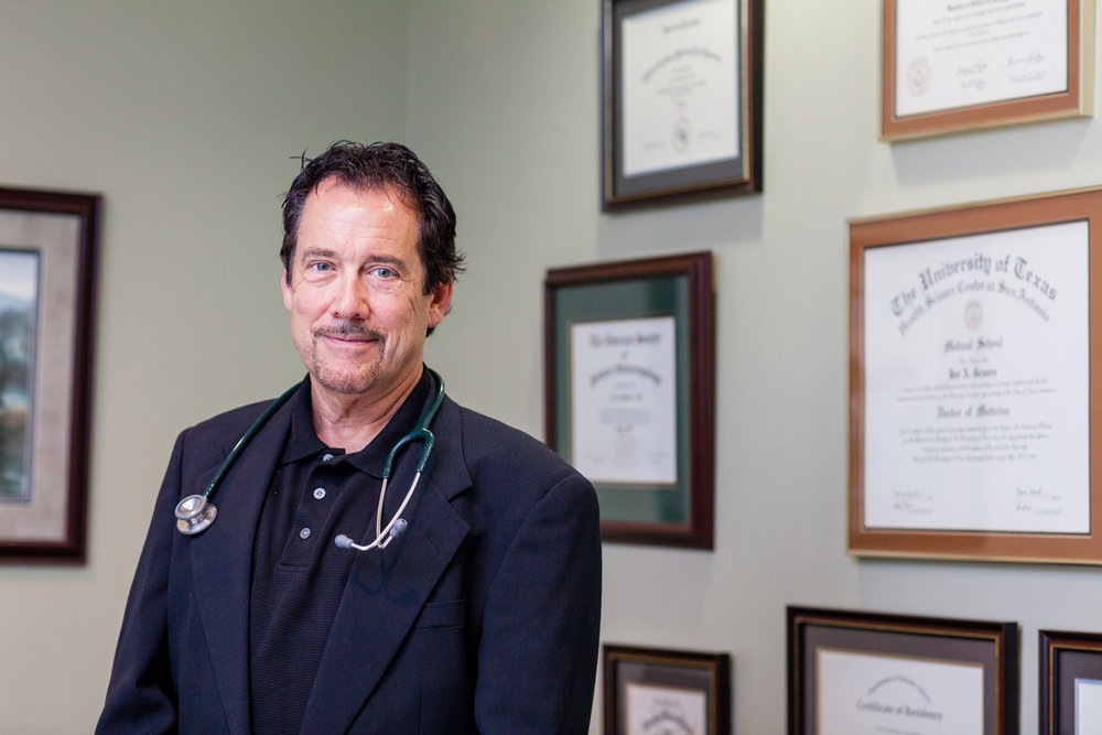 Dr. joe graves is board certified and fellowship trained to provide the very best medical and surgical care for patients with ear, nose, and throat disorders.
