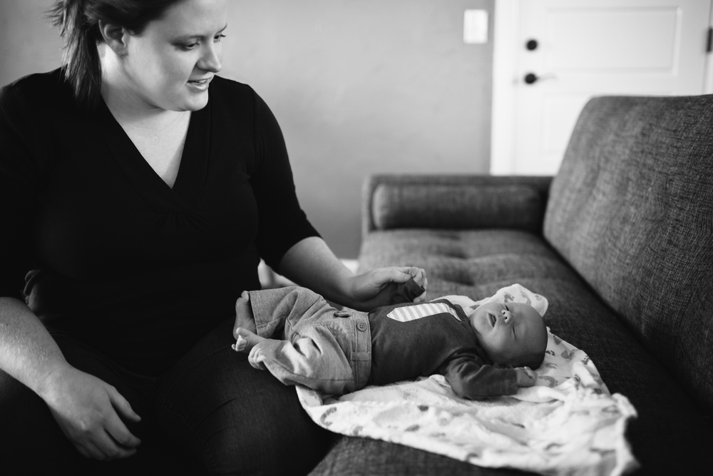Paige Rains Photography // Oklahoma Birth Photography