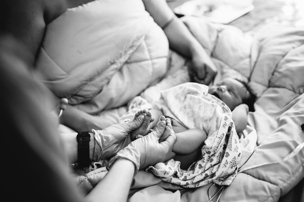 Paige Rains Photography | Oklahoma Birth Photographer