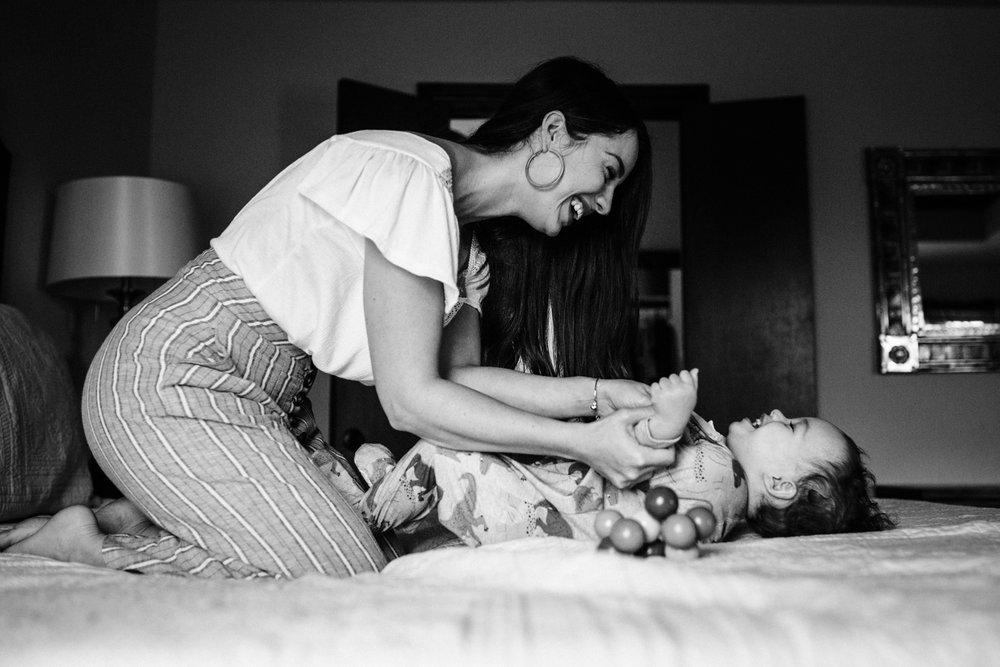 Motherhood mini session Oklahoma Storytelling Photography