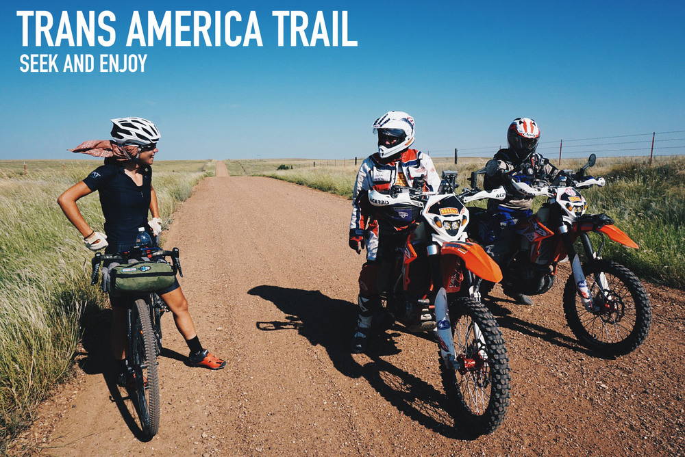 Trans America Trail: Seek and Enjoy