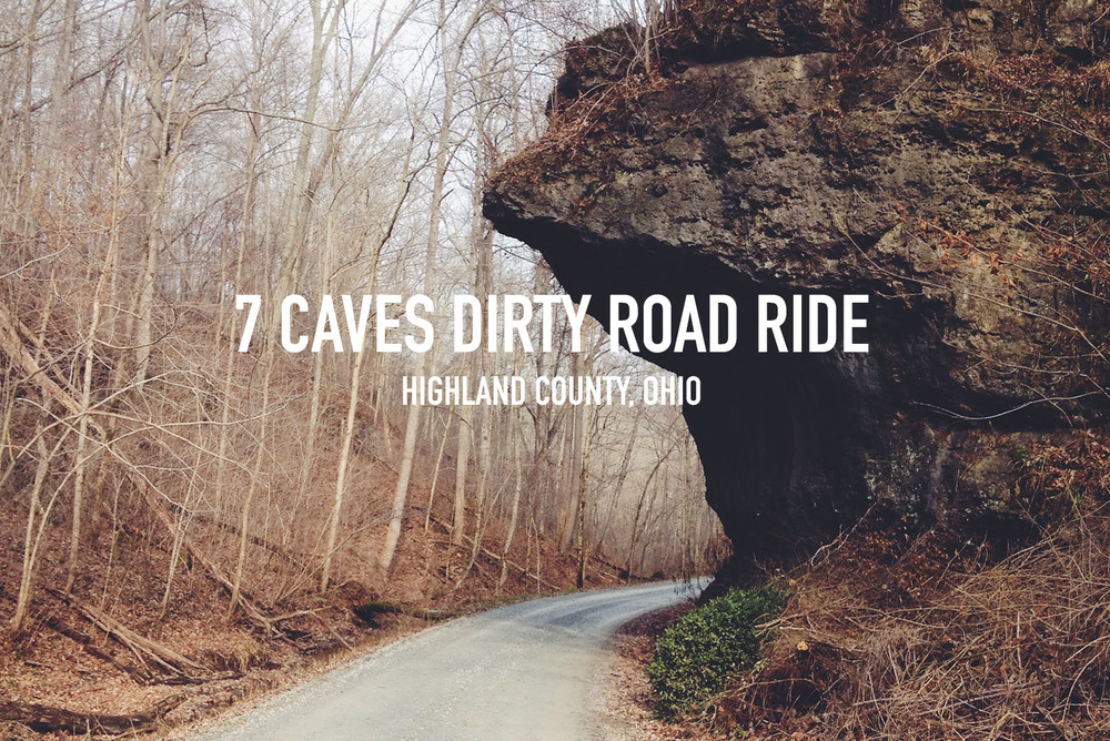 7 Caves Dirty Road Ride