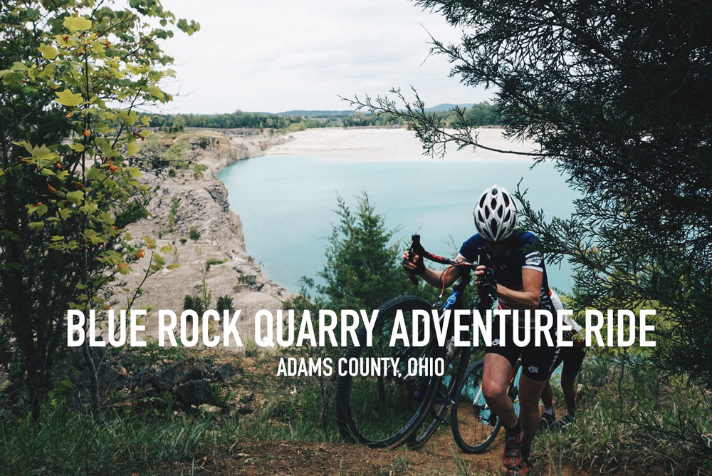 Blue Rock Quarry Adventure Ride