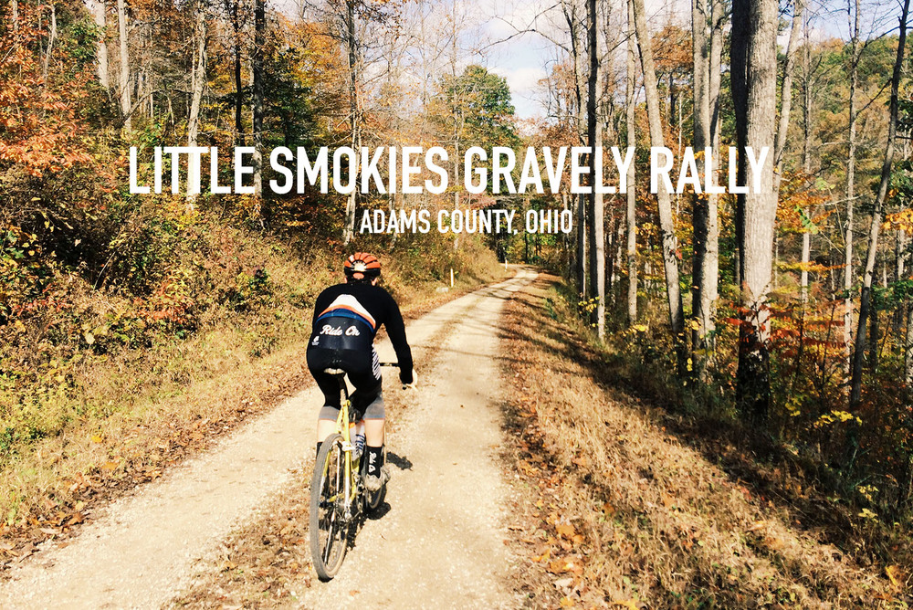 Little Smokies Gravel Rally