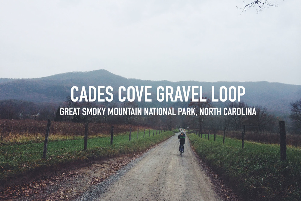 Cades Cove Gravel Loop