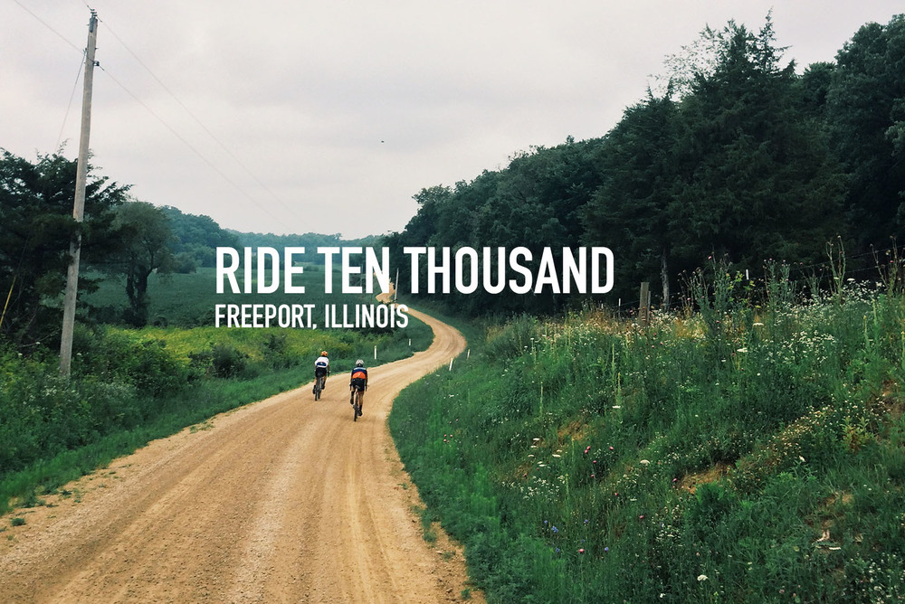 Ride Ten Thousand