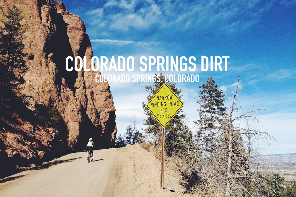 Colorado Springs Dirt