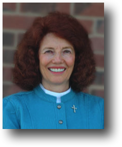 Dr. Susan Harrison, Minister of Spiritual Growth