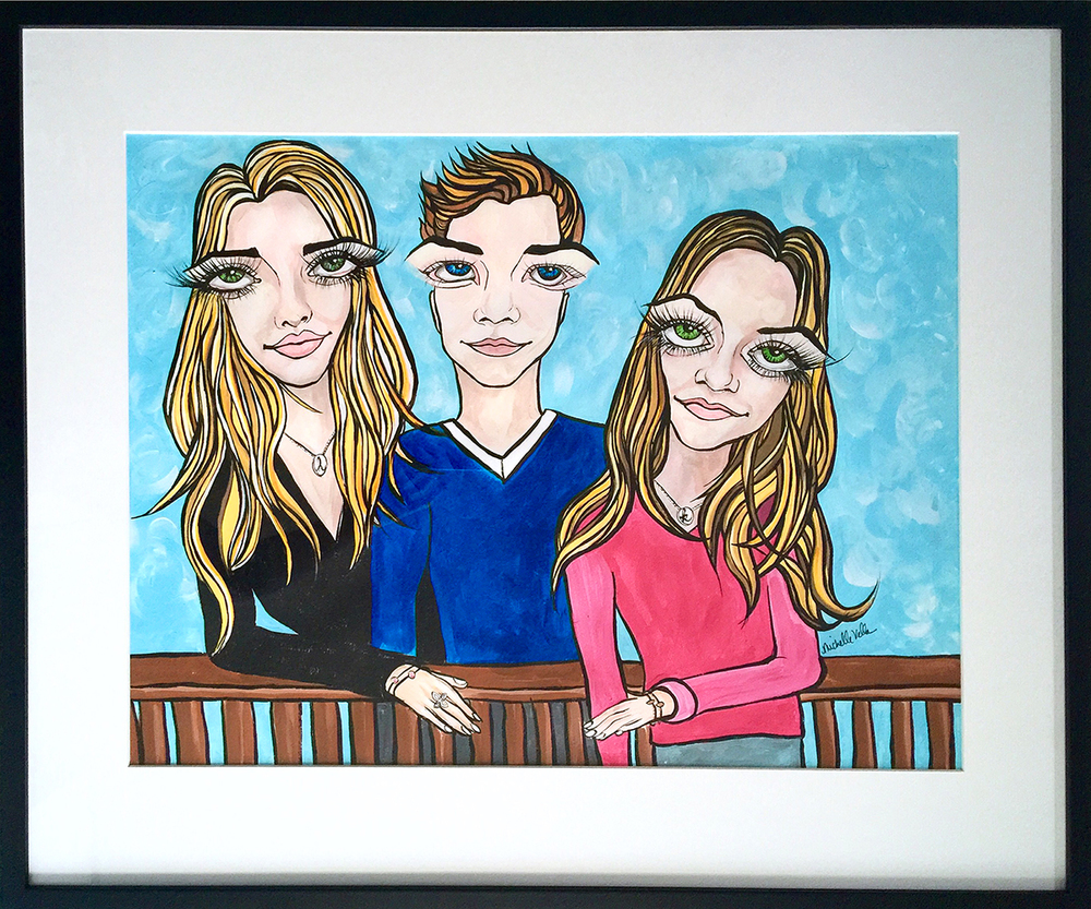 Family Portrait - Just the kids! - 2015