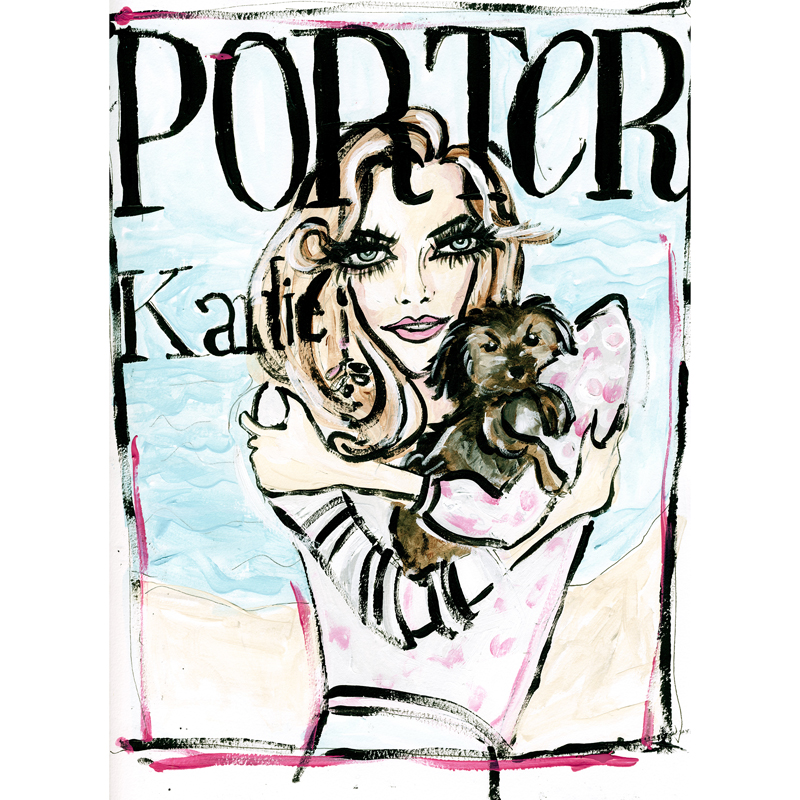 PORTER Karlie Kloss 282