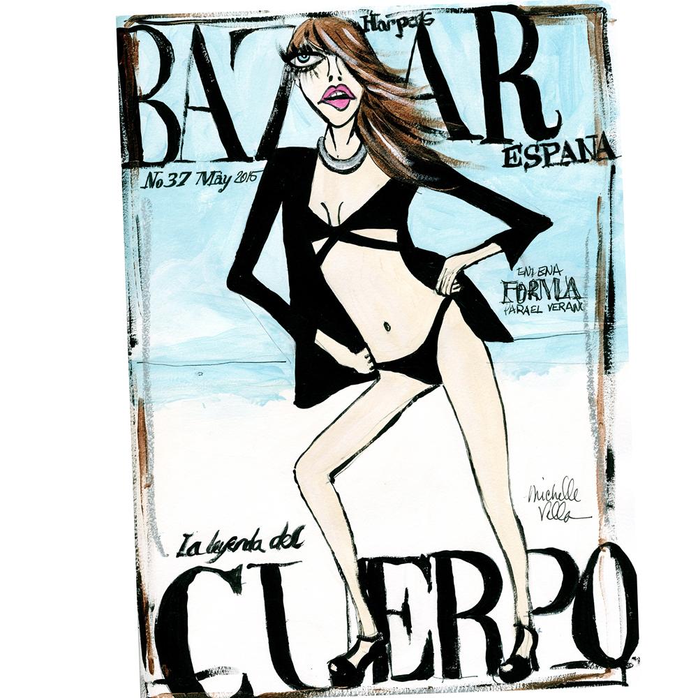 BAZAAR SPAIN CUERPO 306