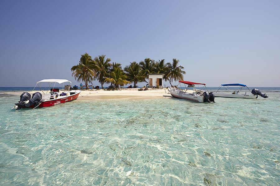 Silk Caye, Belize