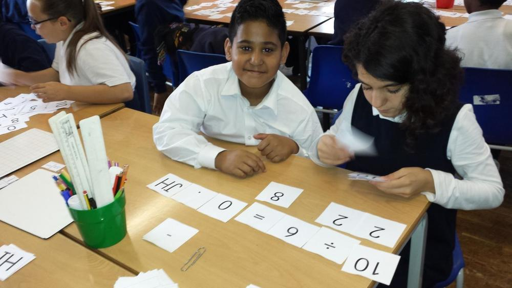 We had so much fun during no pens day. Mr Hadley's Maths Set played loads of interesting Maths games!