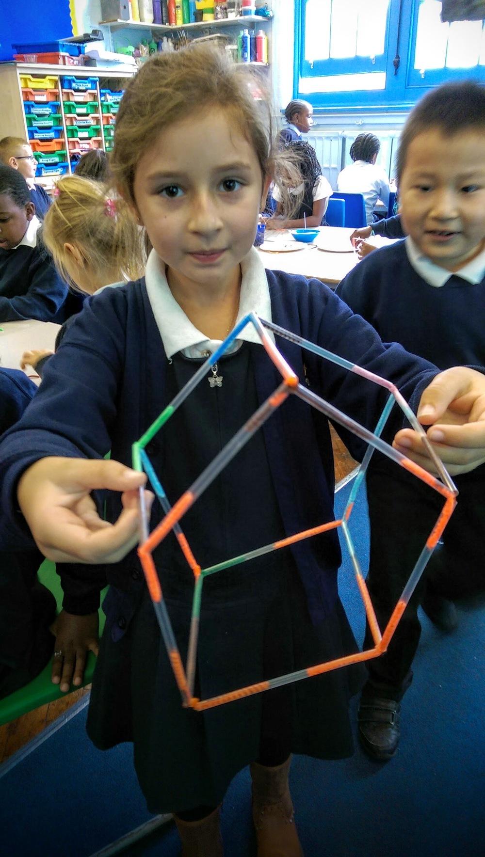 An amazing pentagonal prism.