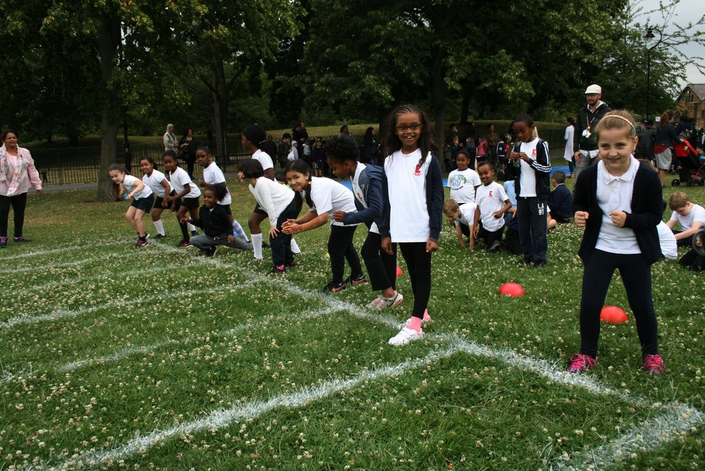 KEY STAGE 1 SPORTS DAY -