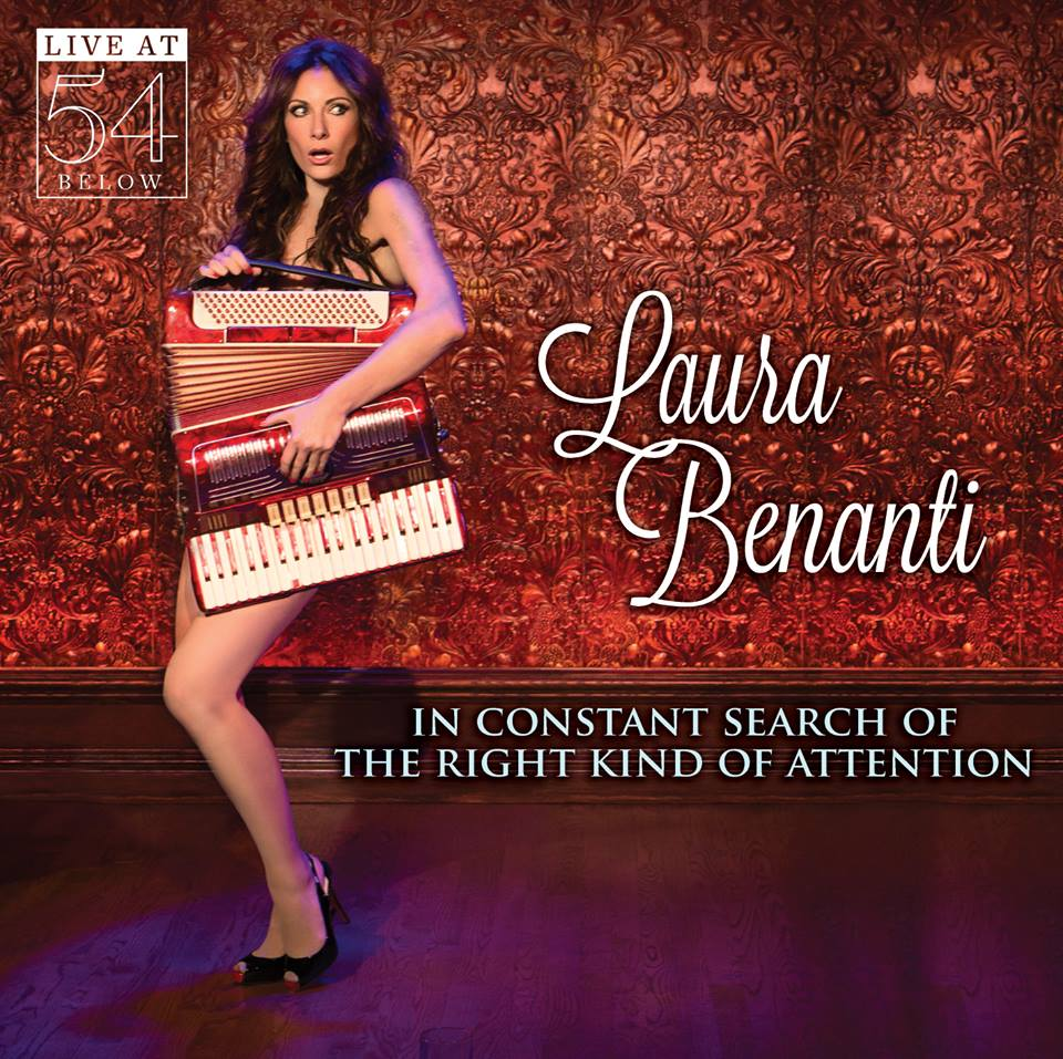 Laura Benanti: In Constant Search of the Right Kind of Attention