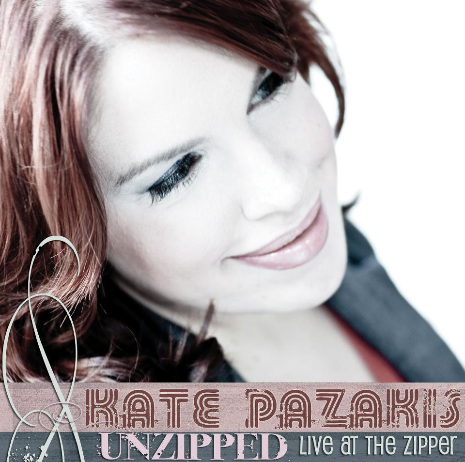Kate Pazakis: Unzipped