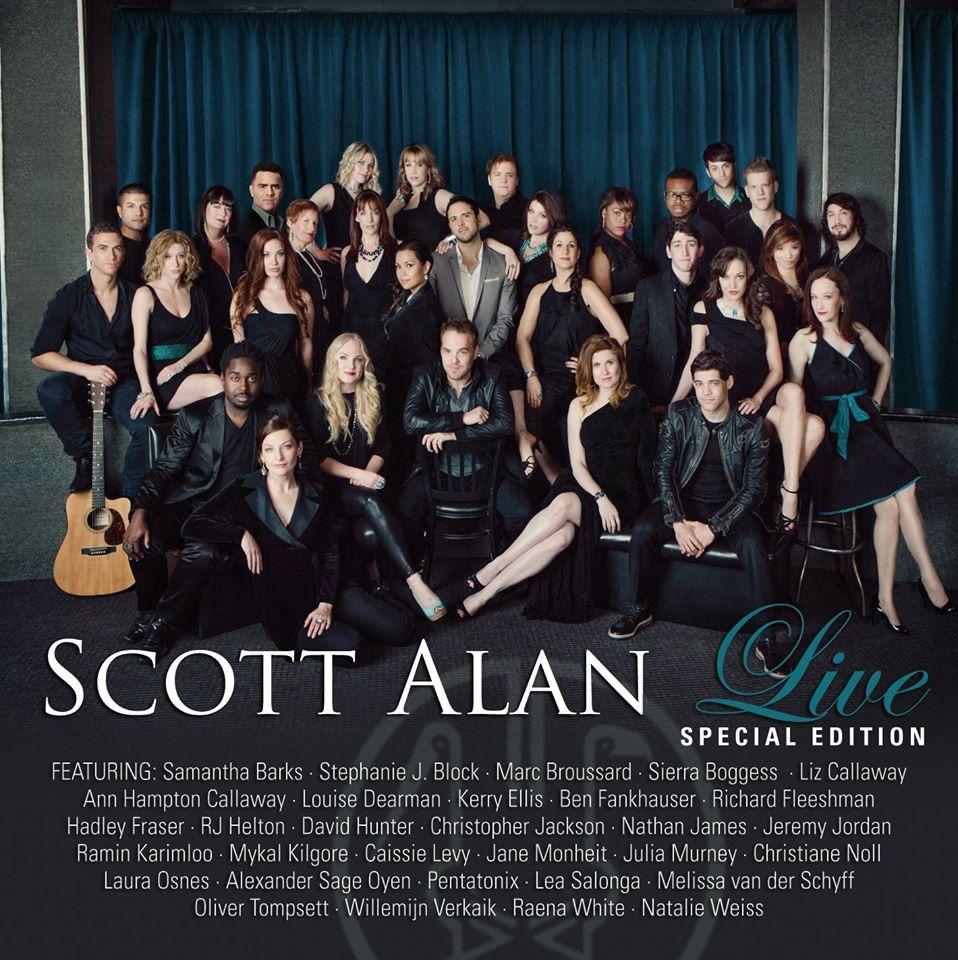 Scott Alan Live