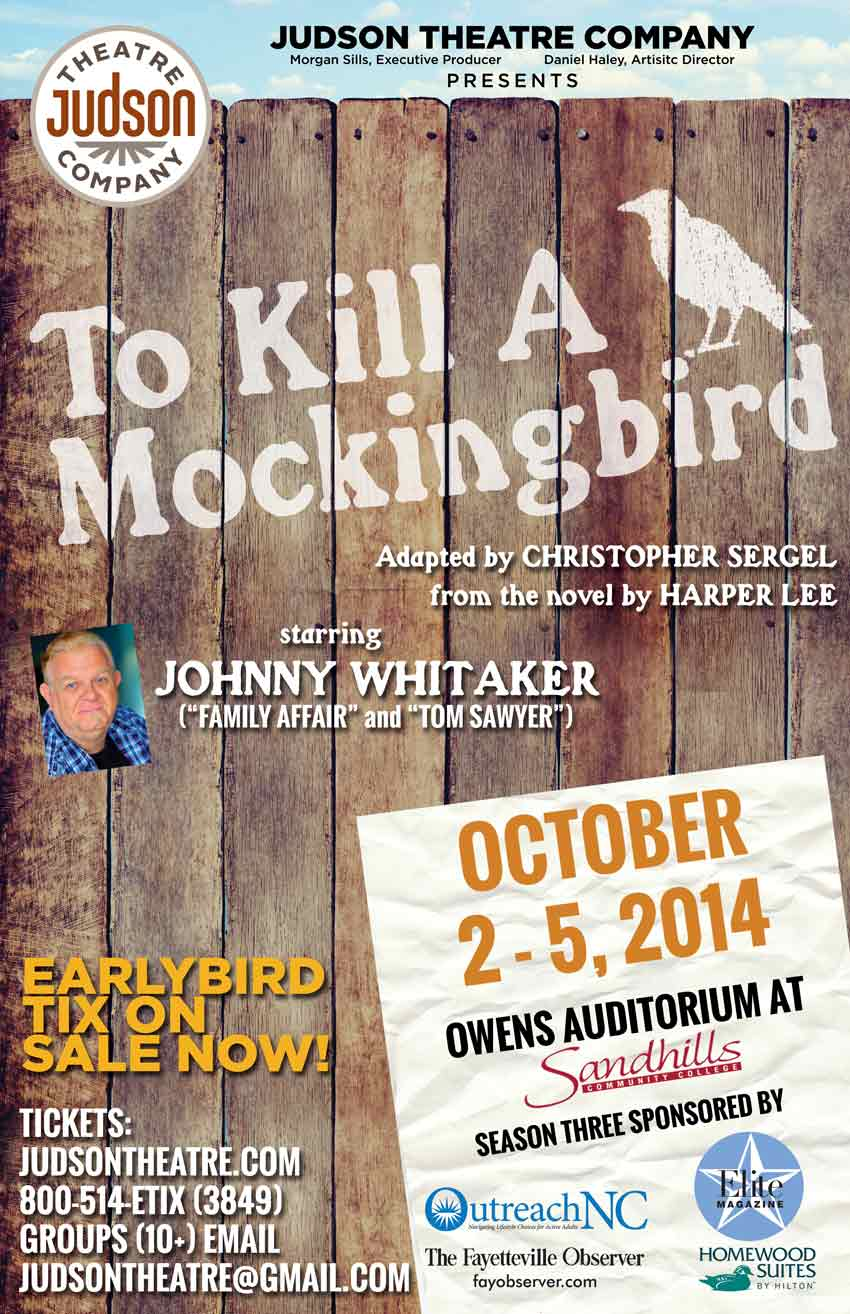 To Kill a Mockingbird poster [Click to enlarge]