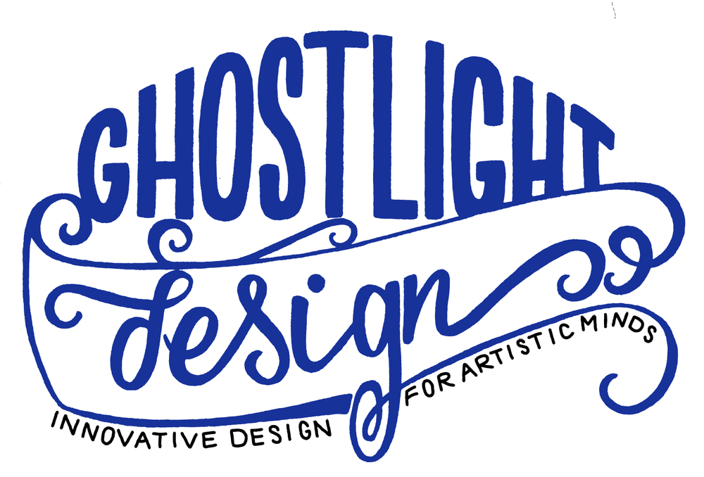 Our fancy new logo, hand lettered by Olivia Cook
