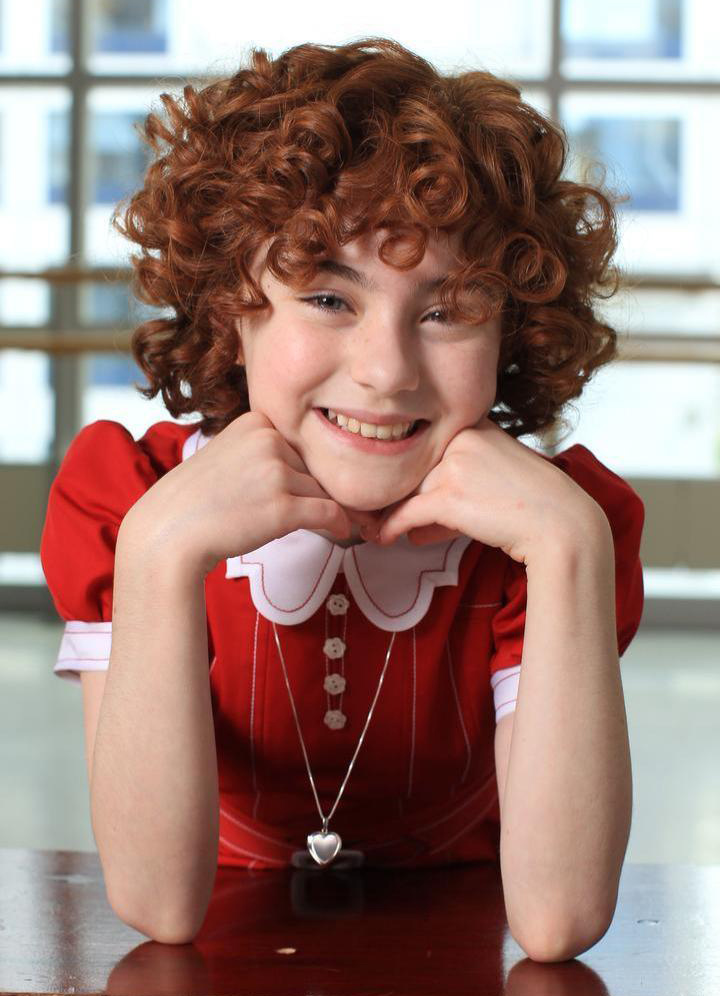 Lilla Crawford as Annie