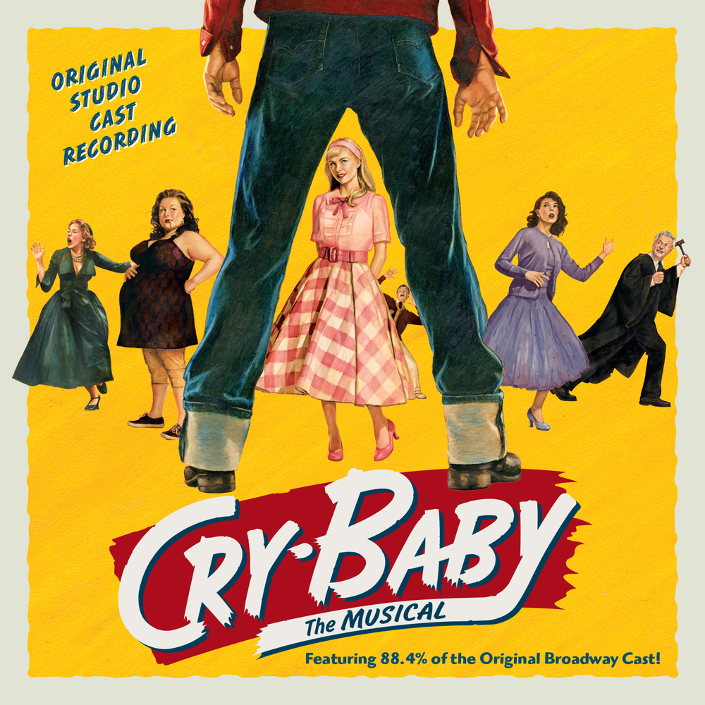 Cry-Baby: Original Studio Cast Recording