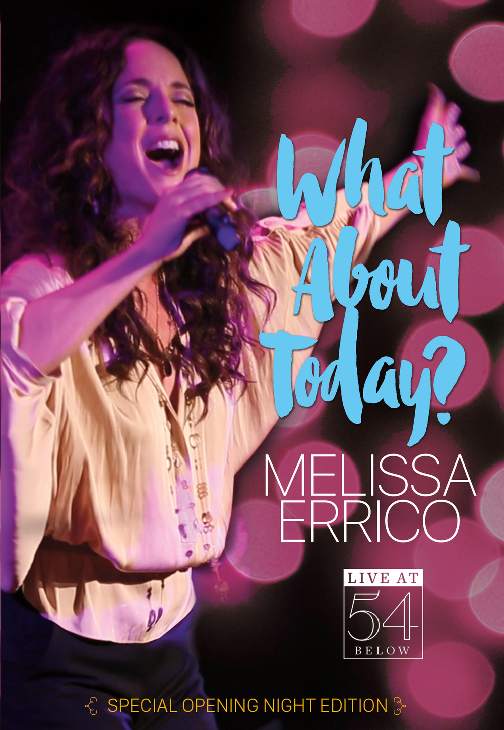 Melissa Errico: What About Today