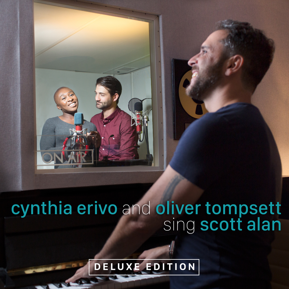 Cynthia Erivo and Oliver Tompsett Sing Scott Alan: Deluxe Edition