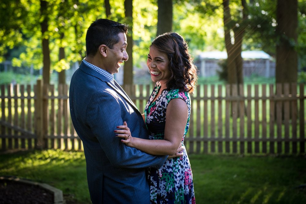 Backyardengagementsession