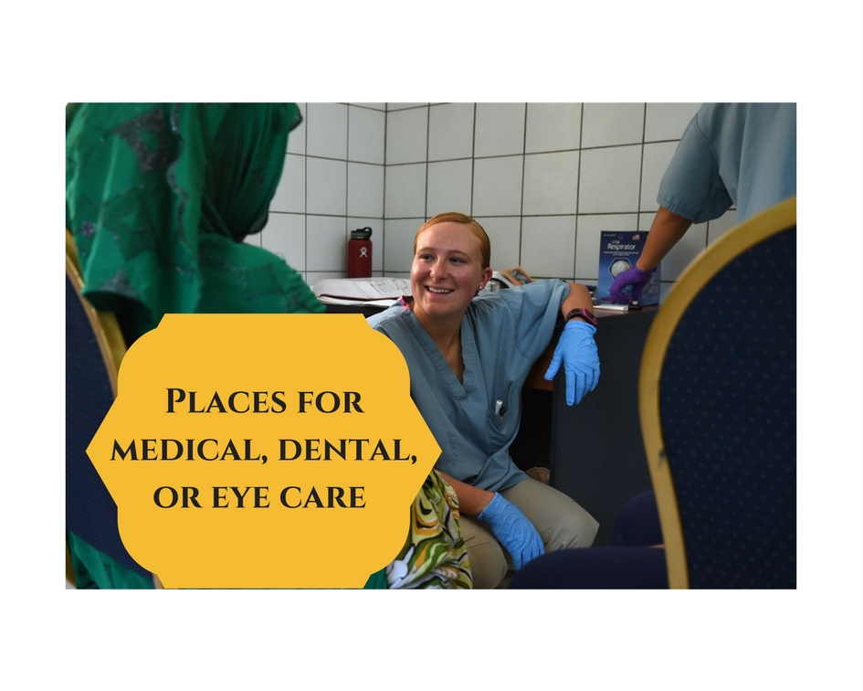 Places for medical, dental, or eye care.jpg