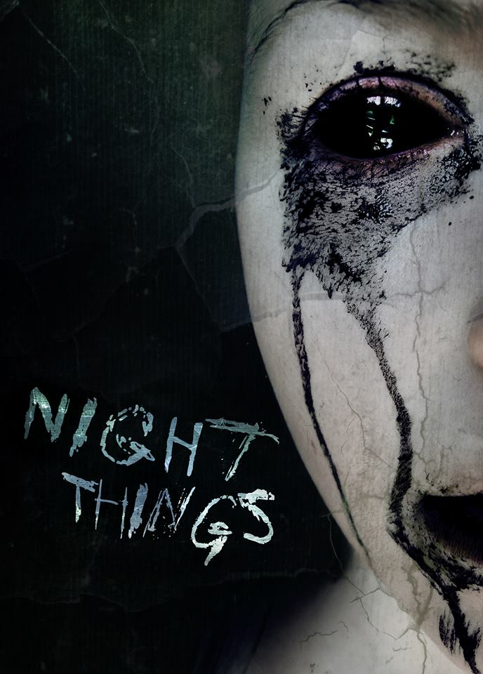12/1/13       Get Night Things on Amazon.com for only $9.99!  A copy of your very own, rad.