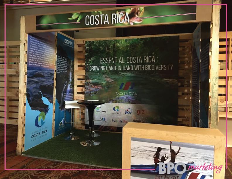 Stand Costa Rica